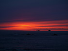 Sunset in Alderney, Channel Islands