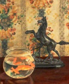 Goldfish hard done by in 1920's